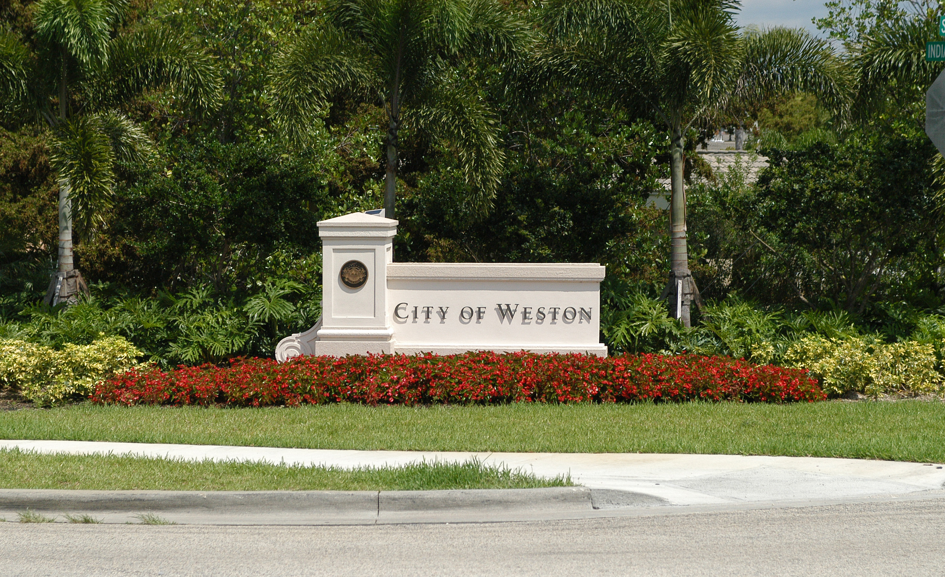 Weston Council Header