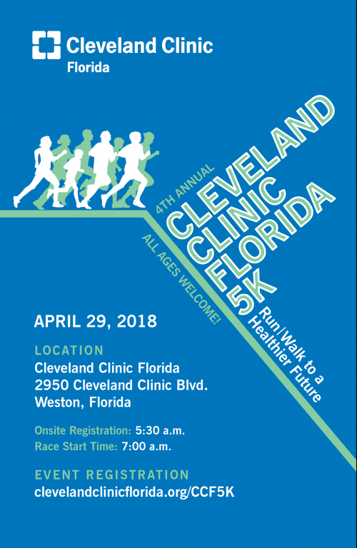 cleveland clinic florida 5k