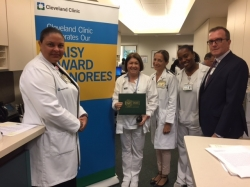 Ft  Lauderdale Chamber of Commerce - Cleveland Clinic Florida Honors
