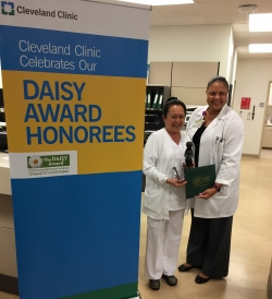 ft lauderdale chamber of commerce cleveland clinic florida honors daisy award winners for exceptional nursing